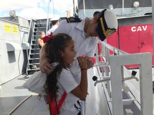 Marinha beneficia população com atendimentos médicos e odontológicos gratuitos