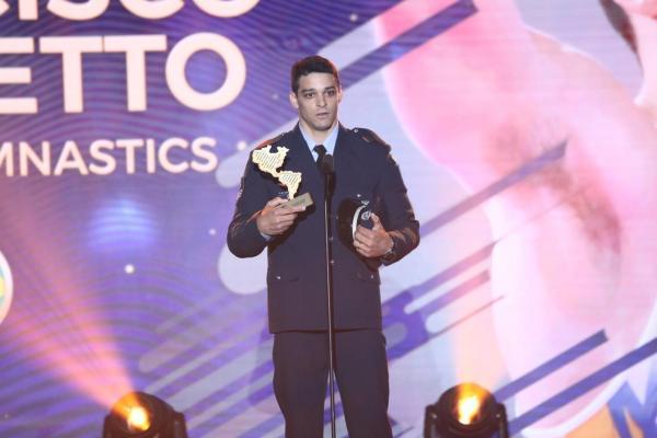 Militar da FAB é eleito melhor atleta Pan-Americano de 2019