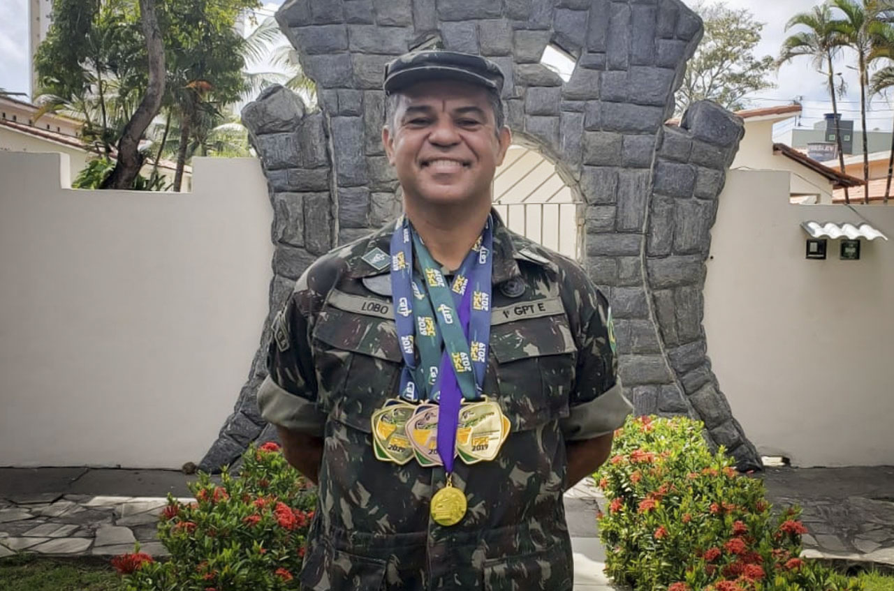 Militar do Exército Brasileiro alcança índice para disputar Campeonato Mundial de Tiro Prático na Tailândia