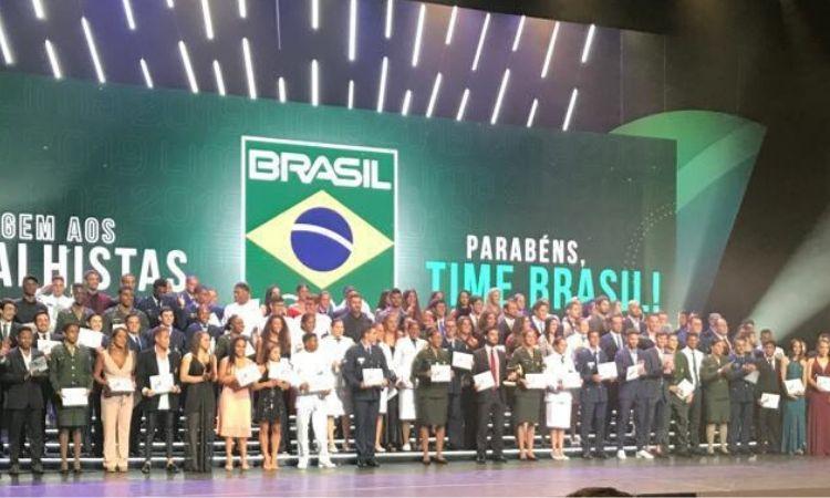 Militares atletas são destaques no Prêmio Brasil Olímpico