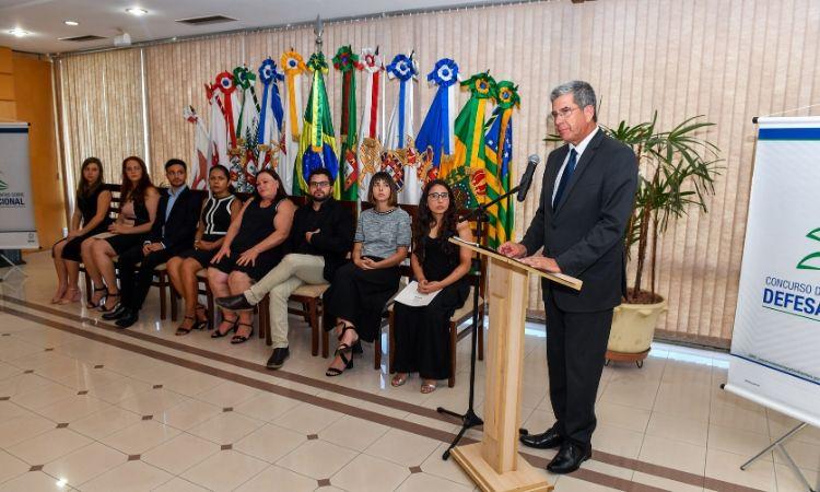 Ministério da Defesa premia vencedores do IV Concurso de Monografias sobre Defesa Nacional