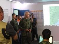 Ministro da Defesa visita Navio