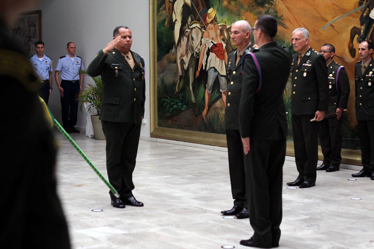 O novo Adjunto de Comando já assumiu a função no Comando Militar do Sudeste