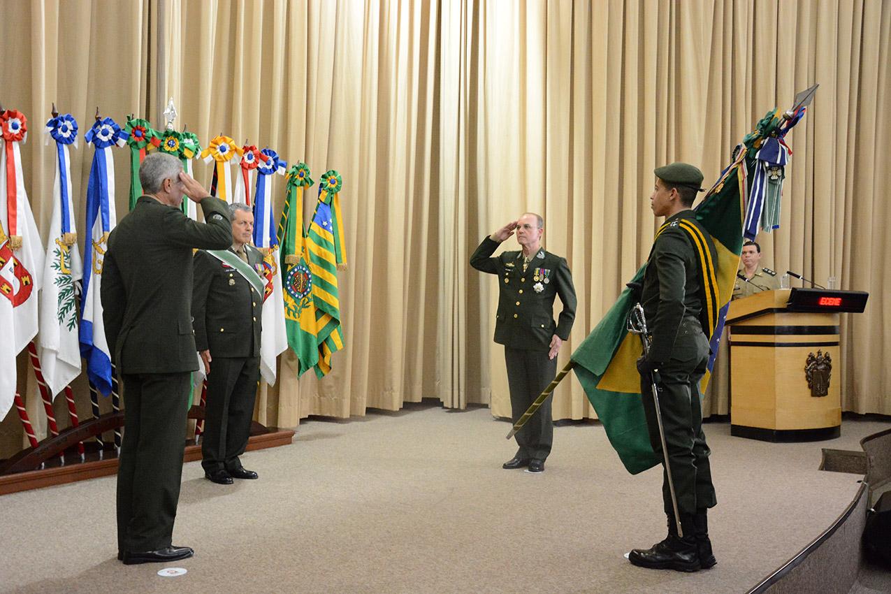 Passagem de Cargo de Vice-Chefe do Departamento de Educação e Cultura do Exército