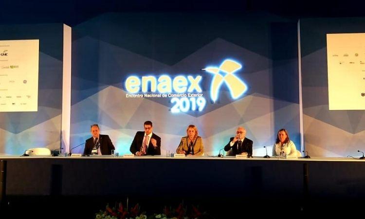 SEPROD detalha desempenho das exportações de defesa na ENAEX