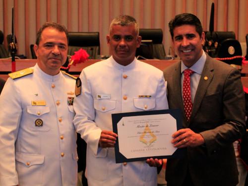 Câmara celebra o Dia do Marinheiro em sessão solene