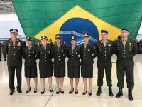 recebe primeiras sargentos mulheres de carreira especialistas