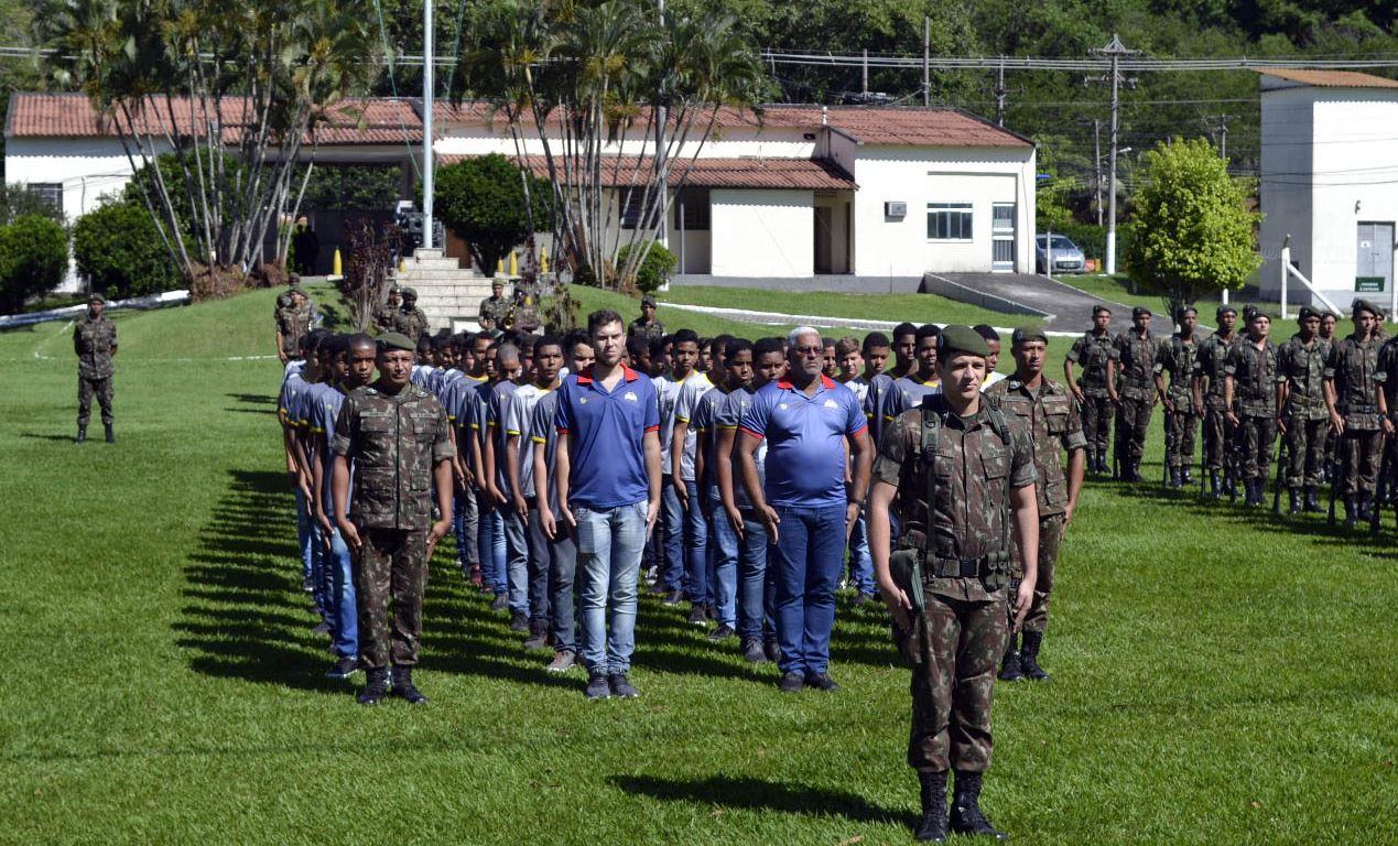 Encerramento do Programa Forças no Esporte 2019