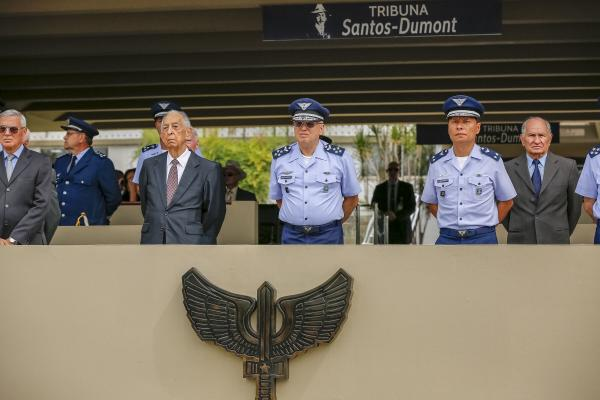 Cerimônia em Brasília (DF) celebra 79 anos de Criação do Ministério da Aeronáutica