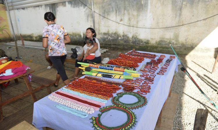 Operação Acolhida: Abrigo Pintolândia preserva a cultura indígena