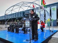 Brasil tem nova base de pesquisas no continente