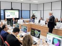 Censipam apresenta capacidades para a Casa Civil