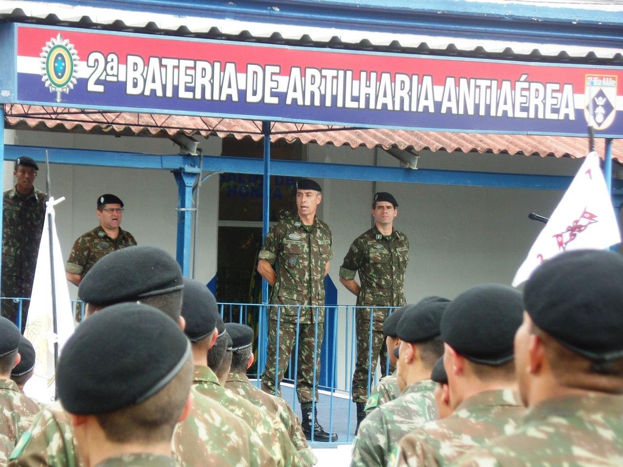 Comemoração dos 105 anos da presença do Exército Brasileiro em Santana do Livramento
