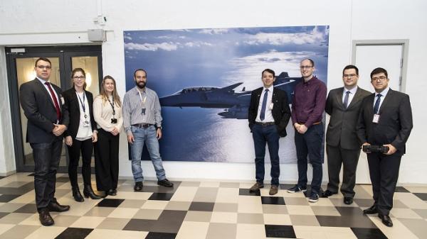 FAB realiza testes com primeiro protótipo IFF Nacional
