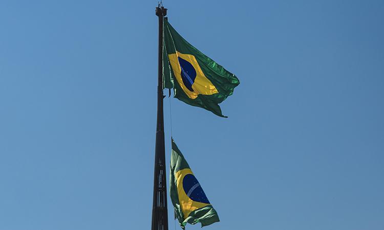 GDF realiza a primeira troca da bandeira do ano