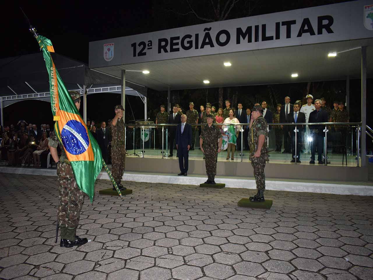 Logística da Amazônia Ocidental sob novo comando