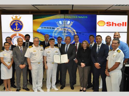 Marinha do Brasil assina Acordo para o Desenvolvimento de Sistema de Planejamento e Apoio à Decisão em Operações de Busca e Salvamento