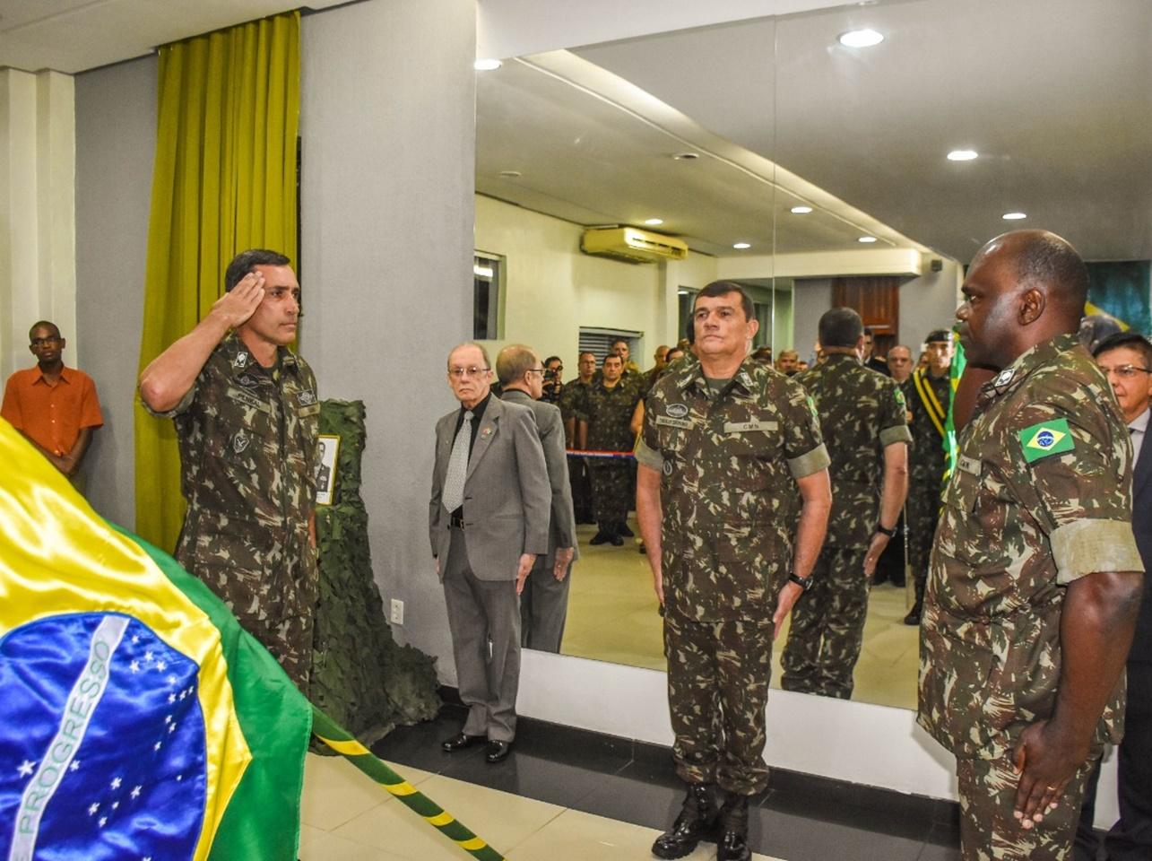 Passagem da Chefia do Estado-Maior do Comando Militar do Norte
