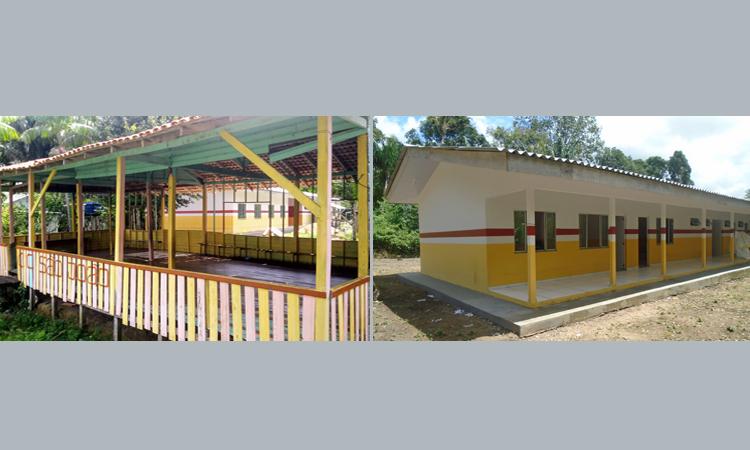 Programa Calha Norte incrementa qualidade de vida em municípios do Amapá