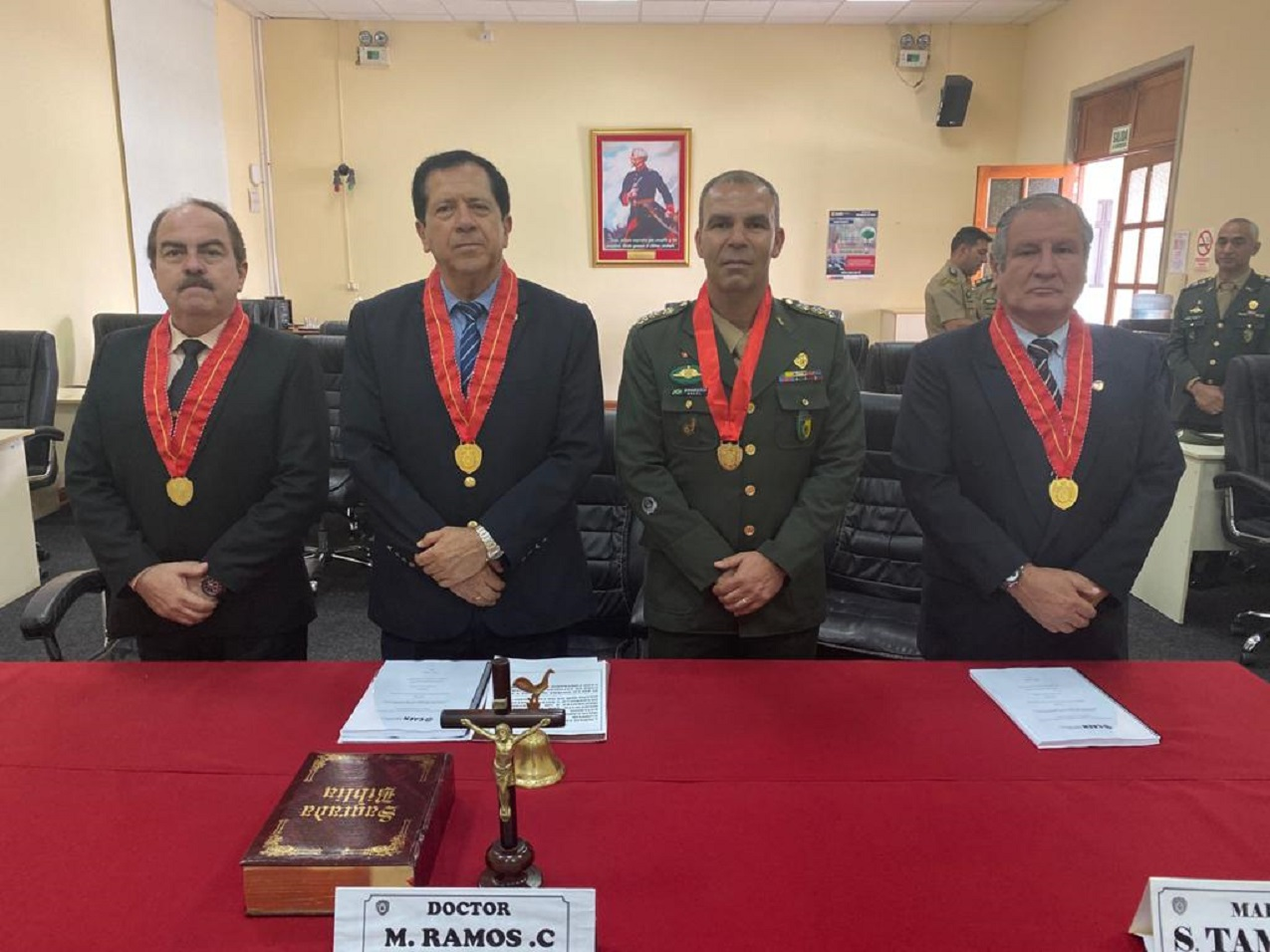Qualidade da gestão pública no Exército Brasileiro é tema de trabalho de pós-graduação apresentado no Peru