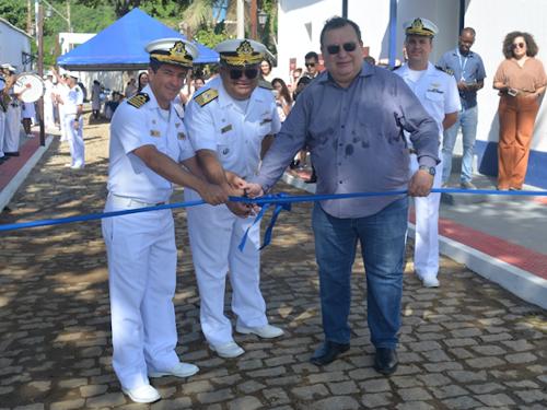 Área do Farol Santa Luzia é reaberta ao público