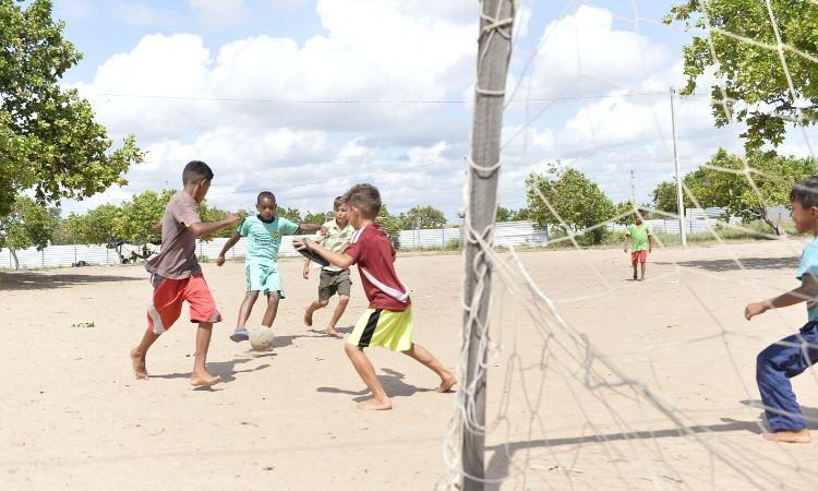 Abrigos de refugiados venezuelanos são o ponto de partida para um novo recomeço