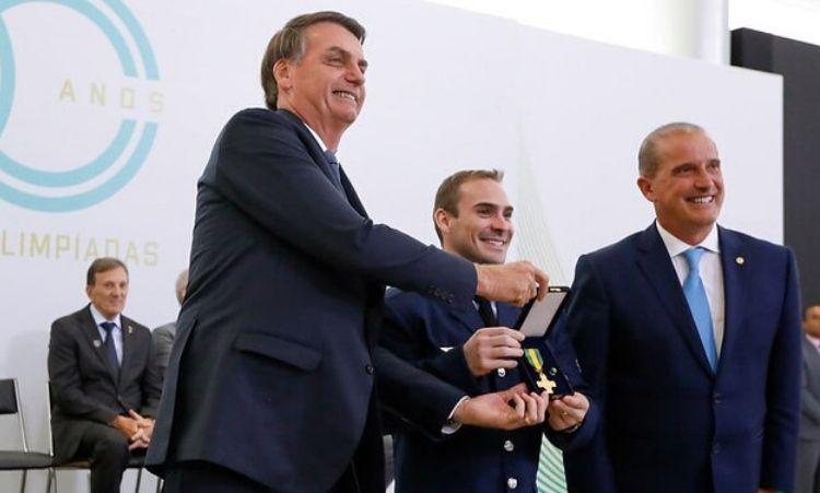 Brasil comemora em 2020 centenário da conquista da primeira medalha olímpica