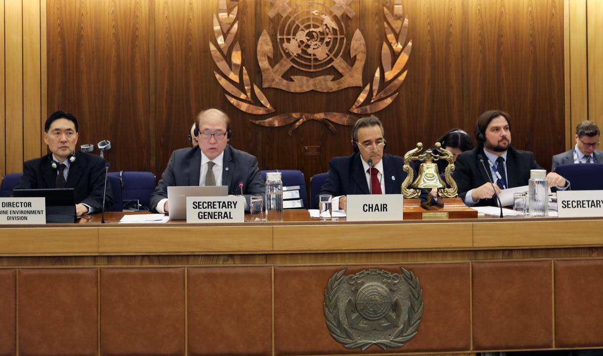 Brasil participa da 7ª Sessão do Subcomitê de Prevenção e Resposta à Poluição da IMO
