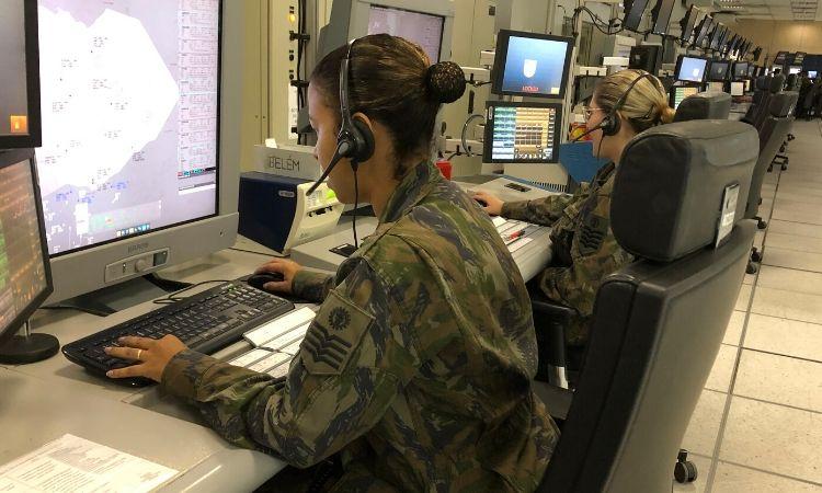 CINDACTA IV controla o espaço aéreo de mais de 60% do território nacional
