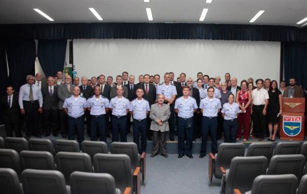 Centro Espacial ITA é inaugurado em São José dos Campos (SP)