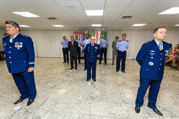 Cerimônia marca transmissão de cargo de Diretor de Ensino da Aeronáutica