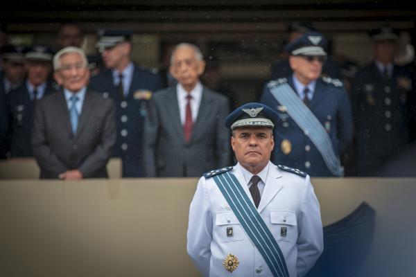 Cerimônia marca transmissão de cargo de Comandante de Preparo