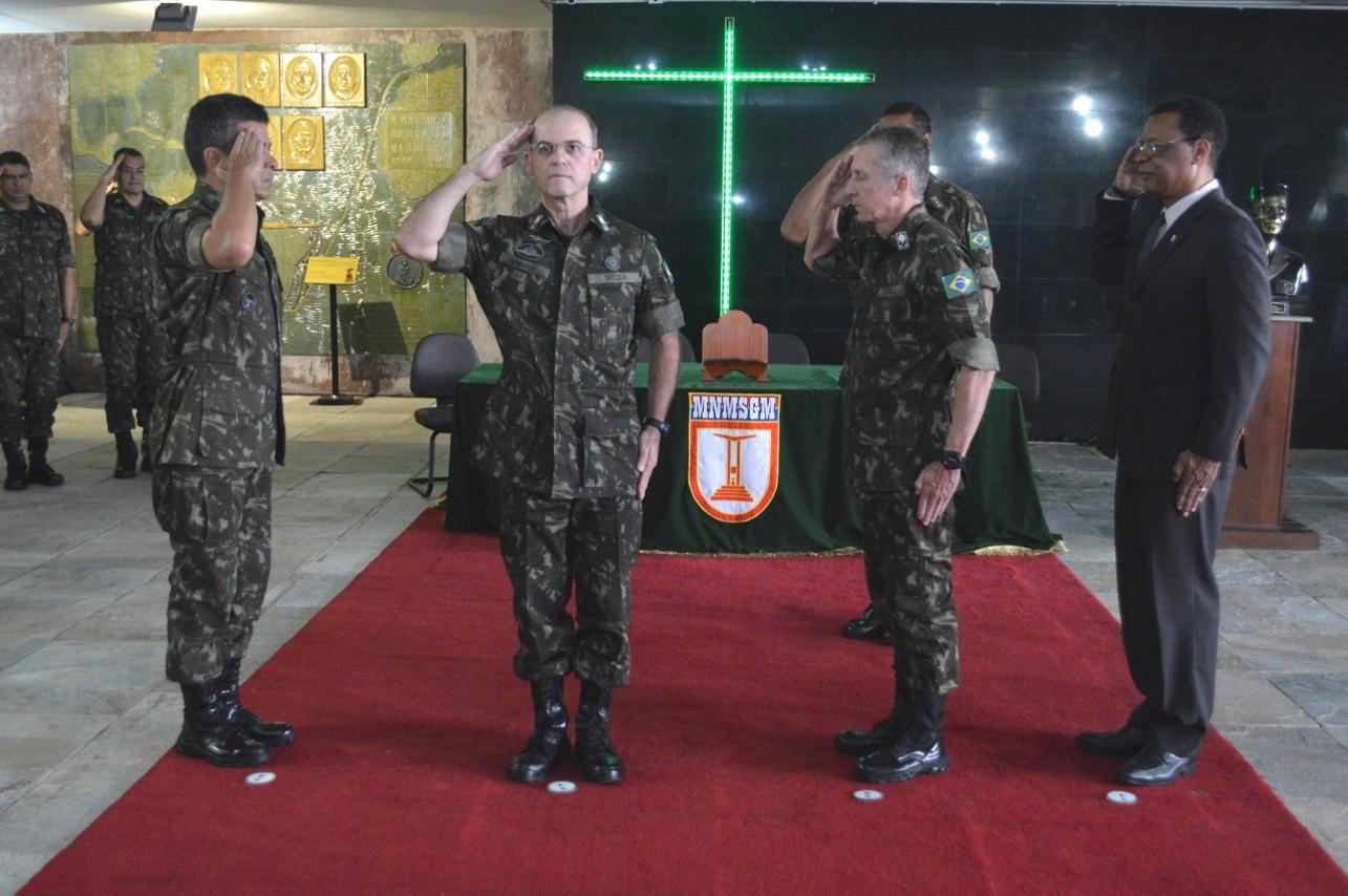 Comando Militar do Leste homenageia o Patrono do Serviço de Assistência Religiosa do Exército