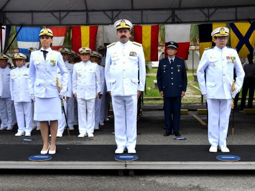 Comando do 4º Distrito Naval realiza troca de Direção do Hospital Naval de Belém