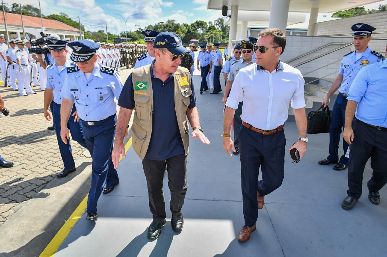 Ministério da Defesa realiza encontro bilateral com a Bolívia em Manaus