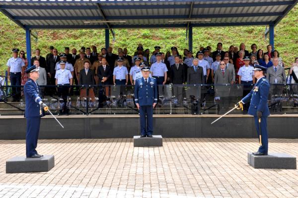 Escola Preparatória de Cadetes do Ar tem novo Comandante