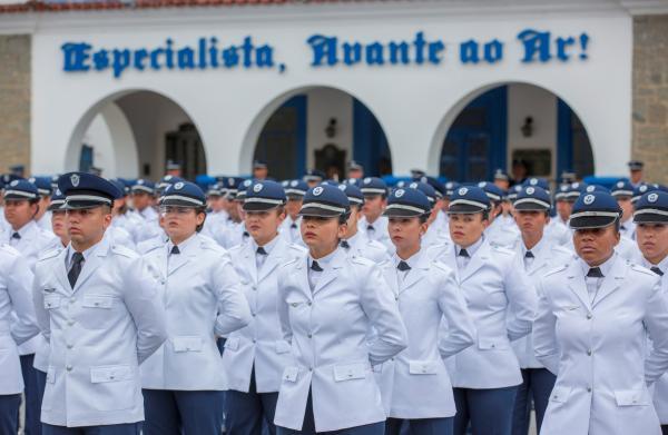 FAB abre 220 vagas para o Curso de Formação de Sargentos