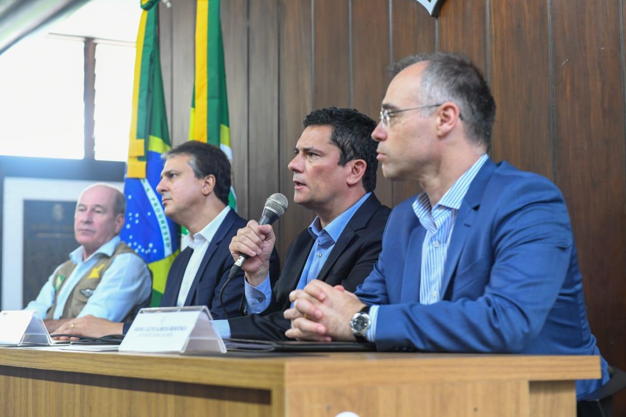 GLO no Ceará: Governo Federal agiu rapidamente, afirmou Ministro da Defesa