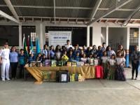 Marinha do Brasil doa 600 livros infantis para escolas