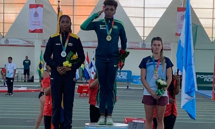Militares atletas conquistam medalhas no sul-americano de atletismo