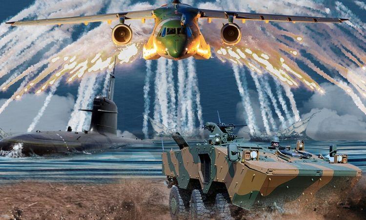 Ministério da Defesa e BNDES assinam acordo para fomentar a Base Industrial de Defesa