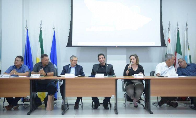 O Departamento do Programa Calha Norte (DPCN) participa da I Assembleia da Associação dos Municípios do Acre (AMAC).