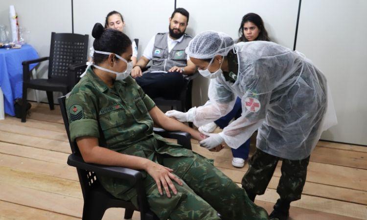 Operação Acolhida capacita equipes para lidar com possíveis casos de coronavírus
