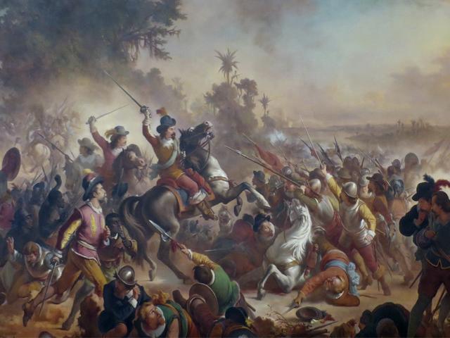 Segunda Batalha de Guararapes – 19 de fevereiro de 1649