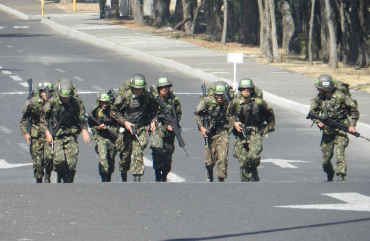 Equipe da AMAN conquista a 3ª colocação geral na competição internacional de patrulhas – CHIMALTLALLI