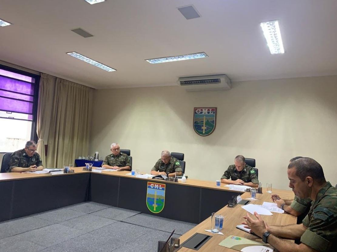 Comando Conjunto Leste apoia ações de mitigação dos impactos do coronavírus nos estados de MG, RJ e ES