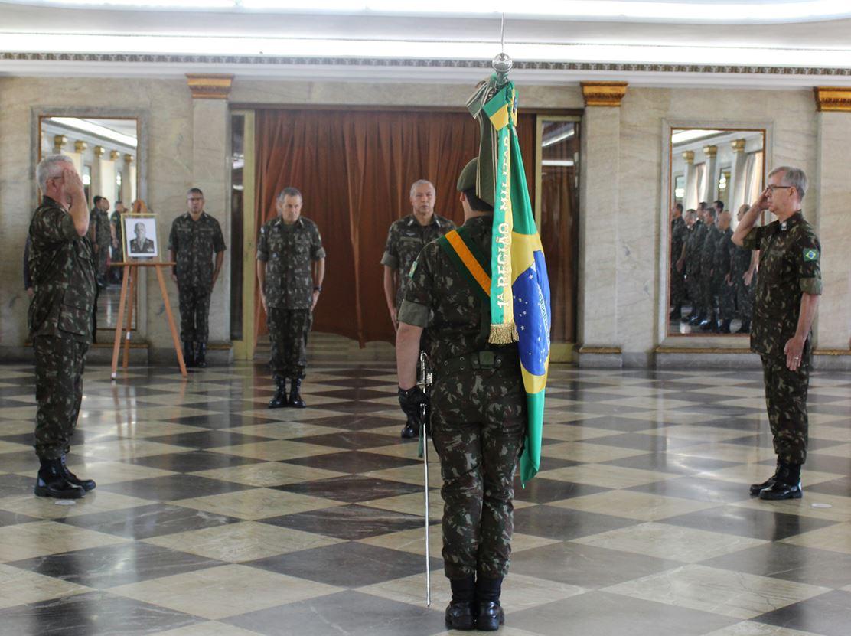 Passagem de Comando da 1ª RM