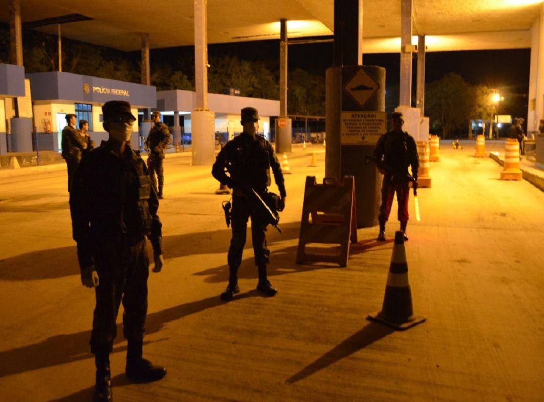 Brigada inicia ações de apoio na fronteira Brasil-Bolívia contra o contágio e disseminação do COVID-19