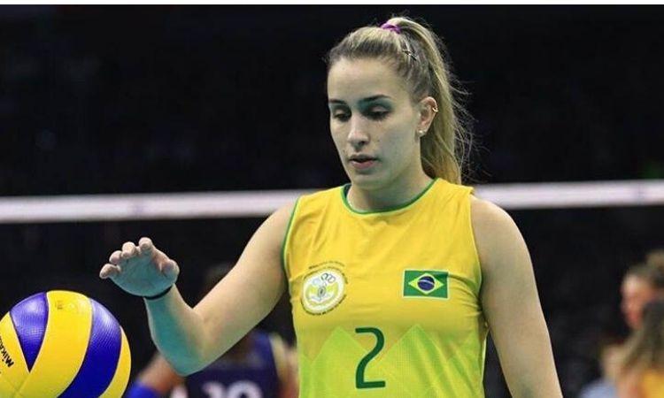 Atleta brasileira é eleita a melhor do ano pelo Conselho Internacional do Esporte Militar