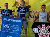 Atletas militares vencem primeira etapa do Campeonato Brasileiro